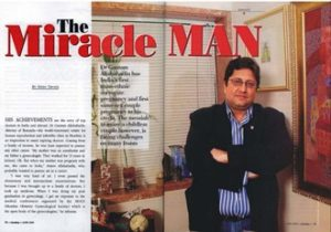 Dr. Gautam Allahbadia - The Miracle Man