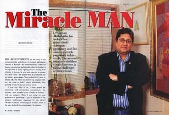 Dr. Gautam Allahbadia – The Miracle Man | Society